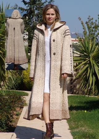 """[:ru]Пальто «Рубище»[:en]Overcoat """"Rags"""""""