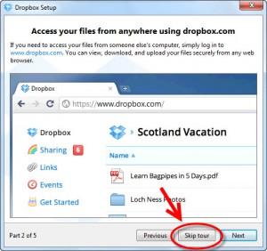 Использование DropBox от Зои Вулвич, пропуск всего неинтересного:)