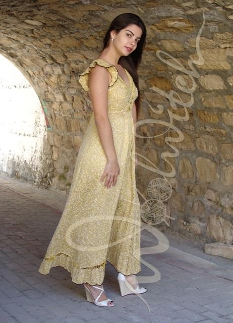 Вязаное платье в стиле ампир «Аурика» от Зои Вулвич, вязание для всех