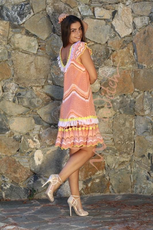 Платье 'Солнышко' от Зои Вулвич